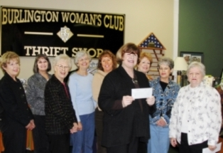 BWC presented a special donation